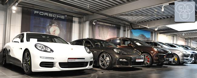 Porsche Centre