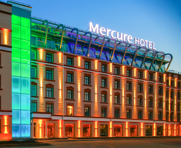 Mercure Riga Centre