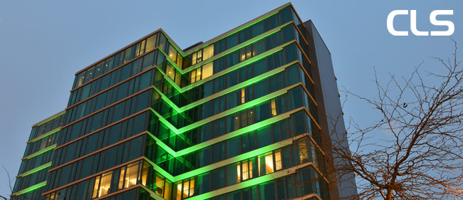 The Green Tower, the Netherlands